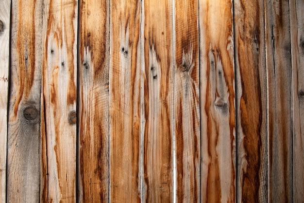 Widok z góry sztuka drewniana tekstura ściana