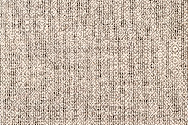 Widok z góry tekstura tło tkaniny
