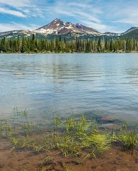 Widoki na jezioro sparks