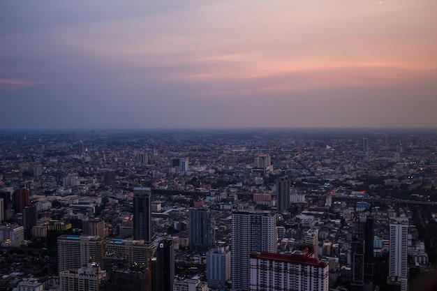 Widoki z bangkoku