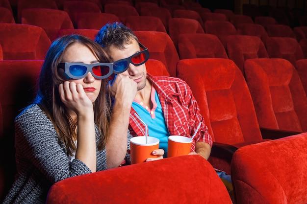 Widzowie w kinie