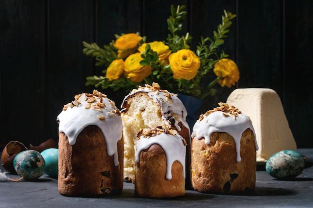 Wielkanocne ciasto kulich