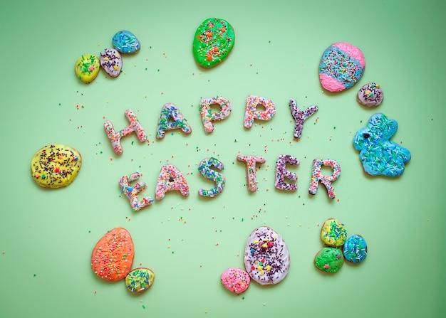 Wielkanocne domowe pierniki
