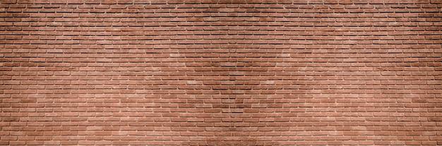 Wielki czerwony i stary tekstura ściany z cegły