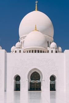 Wielki meczet w abu zabi