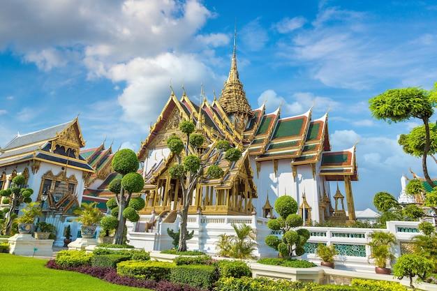 Wielki pałac w bangkoku
