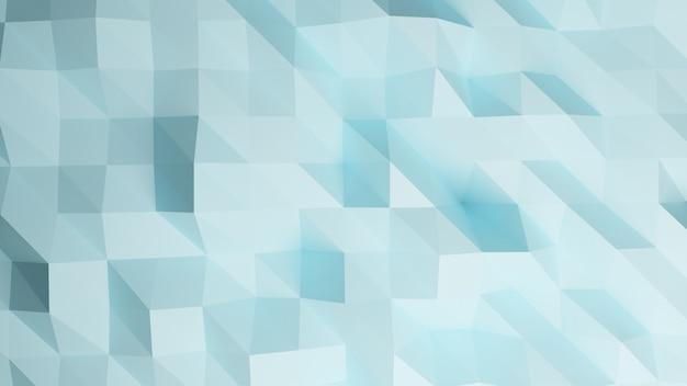 Wielobok niebieski pastelowy kolor streszczenie tło