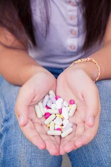 Wielu trzyma narkotyki