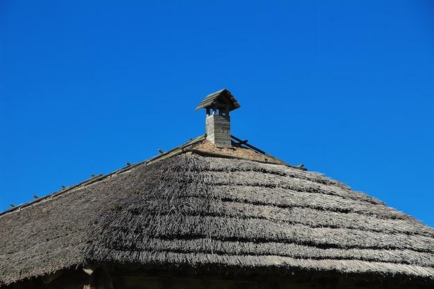 Wieś różana w kraju białorusi