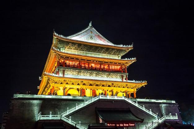 Wieża bębna xian
