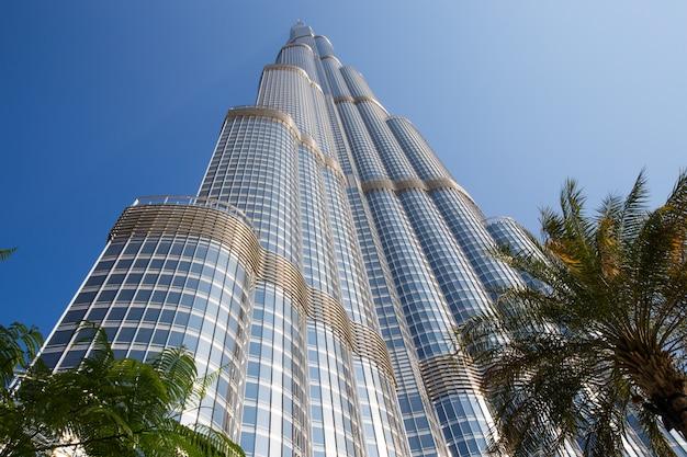 Wieża burdż chalifa