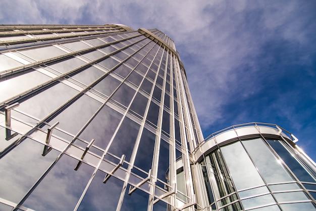 Wieża burj khalifa w zjednoczonych emiratach arabskich