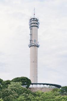 Wieża ciśnień w kantosach
