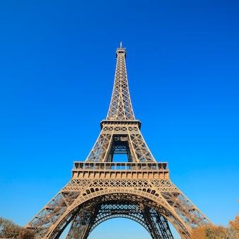 Wieża eiffla, paryż najlepsze destynacje w europie
