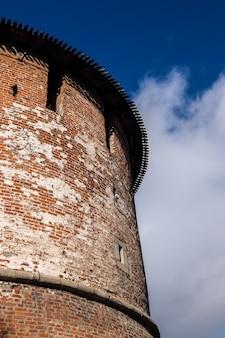 Wieża kremla niżny nowogród rosja