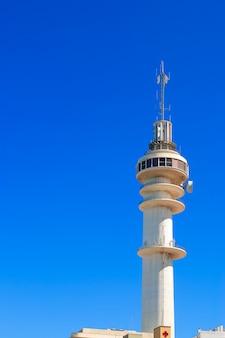 Wieża łączności, kadyks, hiszpania