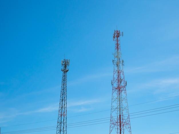 Wieża telefoniczna