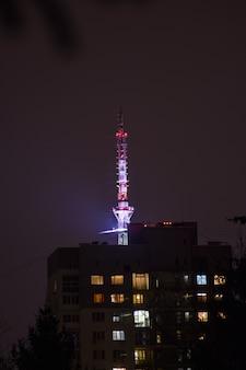 Wieża telewizyjna. niżny nowogród