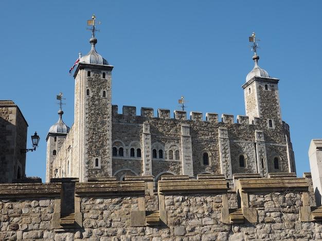 Wieża w londynie