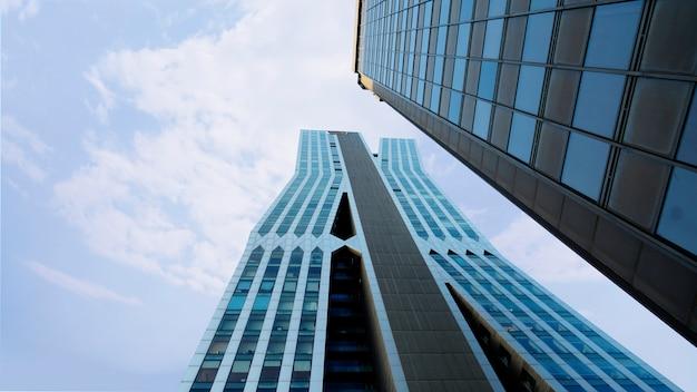 Wieżowce śródmieścia