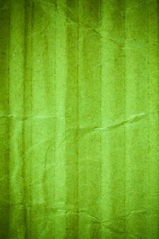 Winieta tło zielony karton.
