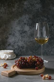 Winogrona, ser i wino