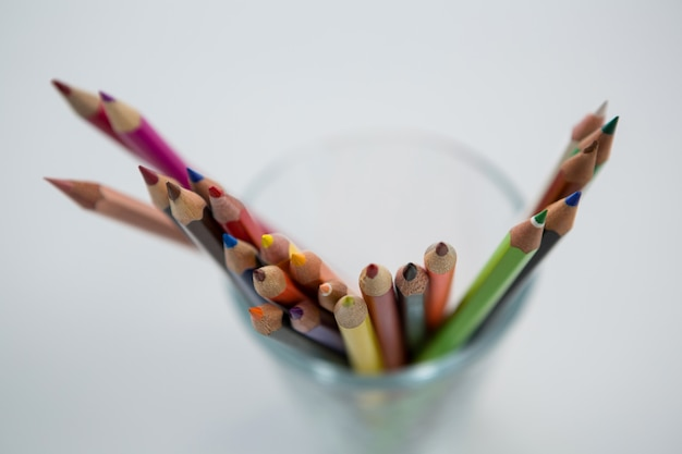 Wióry z niebieskiego ołówka
