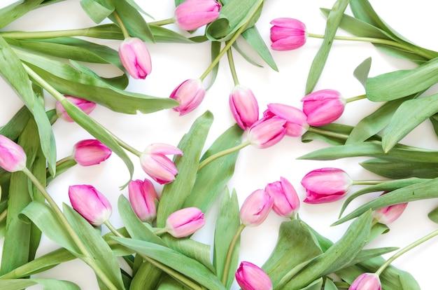 Wiosenne kwiaty. tło wiosna. kartkę z życzeniami na dzień kobiet walentynki i dzień matki.