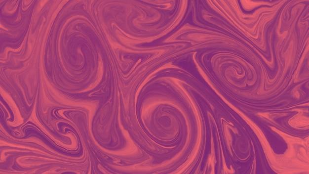 Wirowa farba teksturowane tło w stylu marmuru