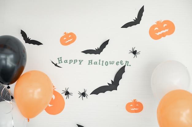 Wiszący ornament, sceny z festiwalu halloween.