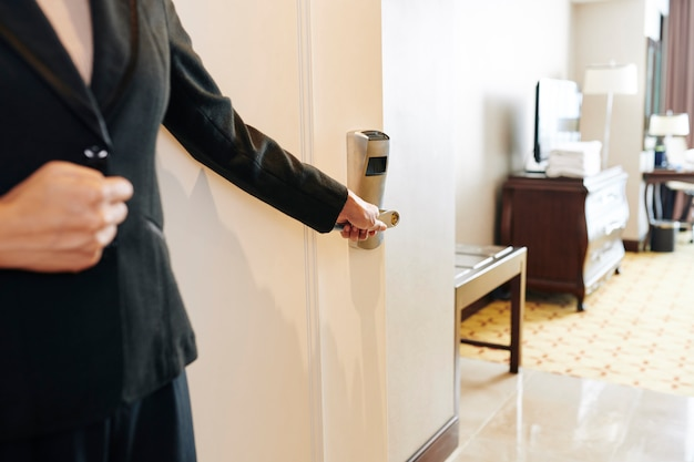 Witamy w apartamencie hotelowym