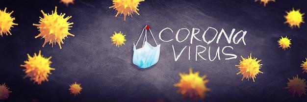 Witamy z powrotem w szkole po pandemii korony