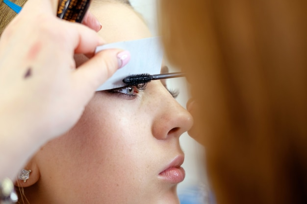 Wizażystka makijaż