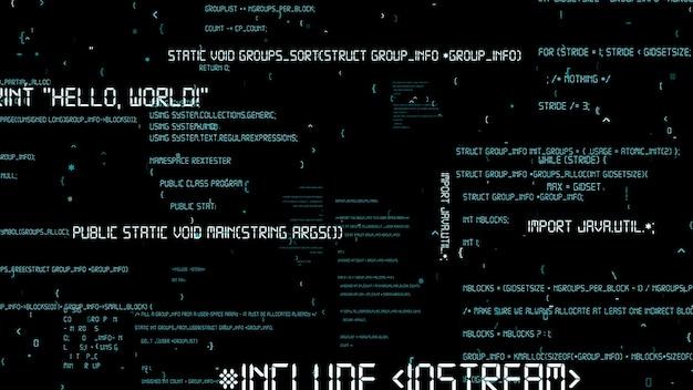 Wizjonerskie programowanie i kodowanie przyszłego oprogramowania