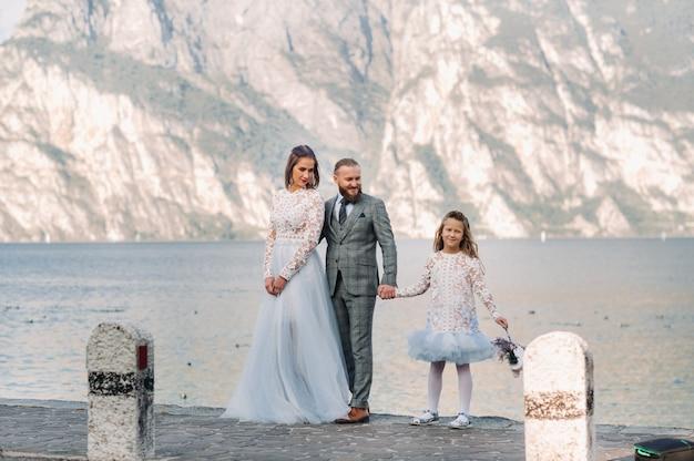 Włochy, jezioro garda