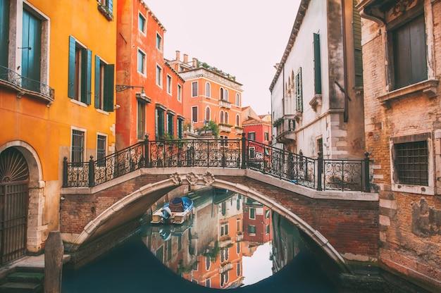 Włochy wenecja piękno