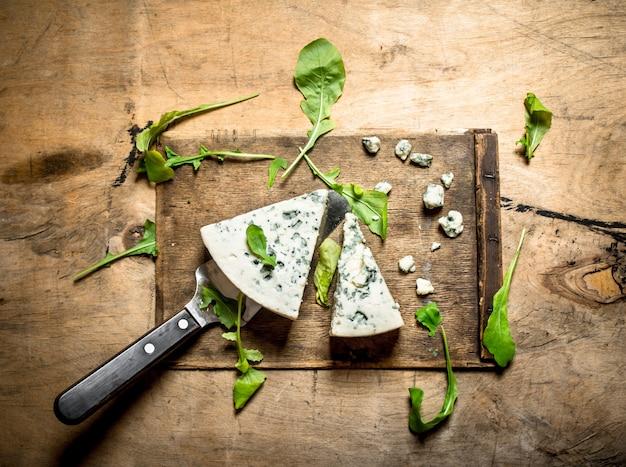 Włoski ser i zioła