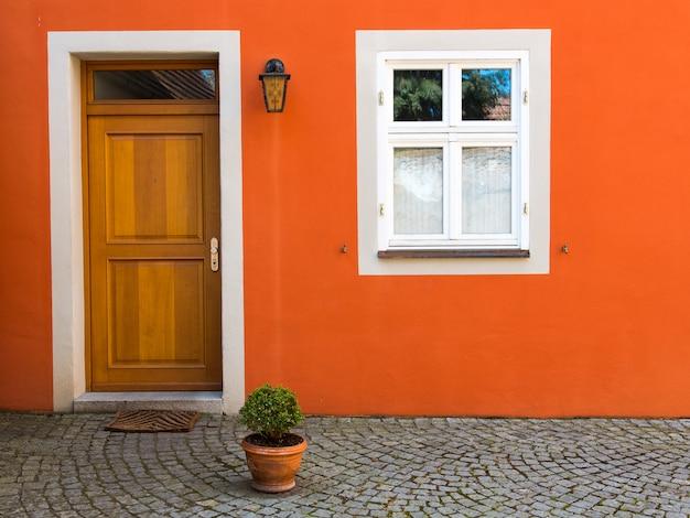 Włoskie drzwi