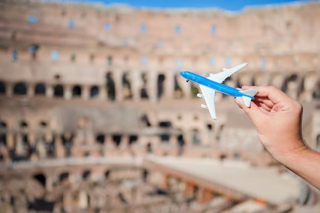 Włoskie wakacje w europie w rzymie