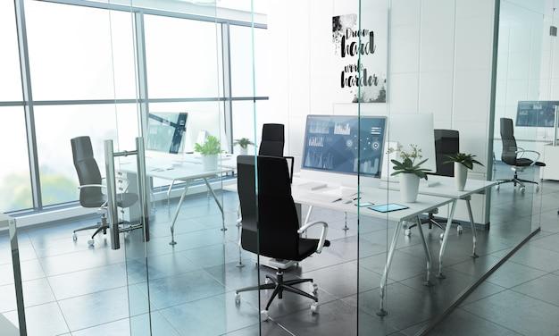 Wnętrza biurowe