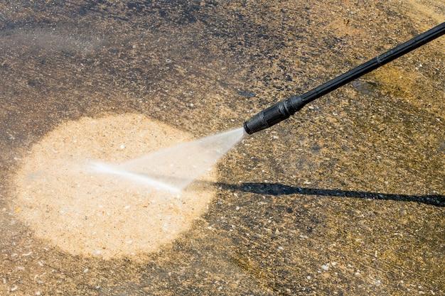 Woda do czyszczenia