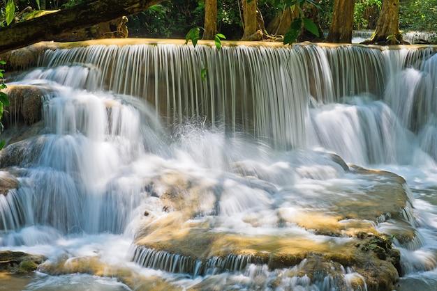 Wodospad huay mae khamin