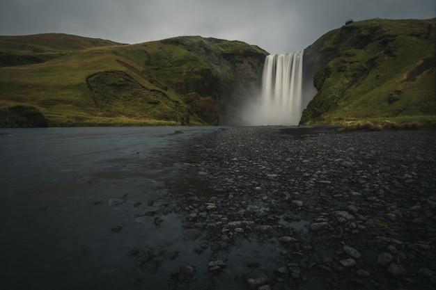 Wodospad islandii