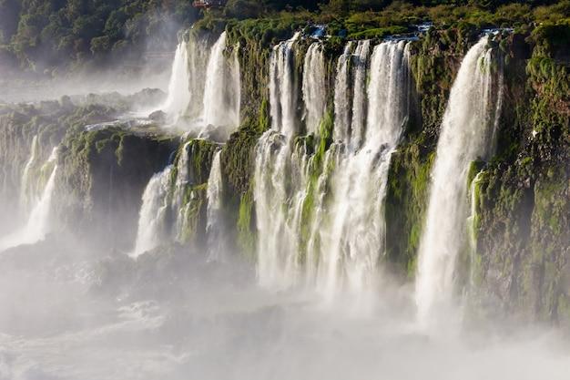 Wodospady iguazu