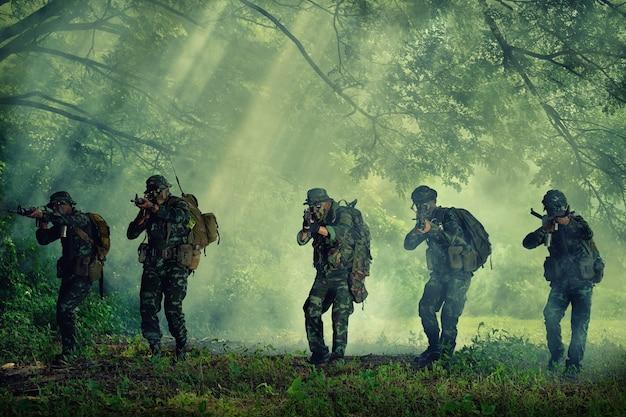 Wojskowych tajlandii