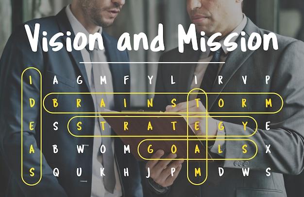 Wordsearch game word corporation biznes