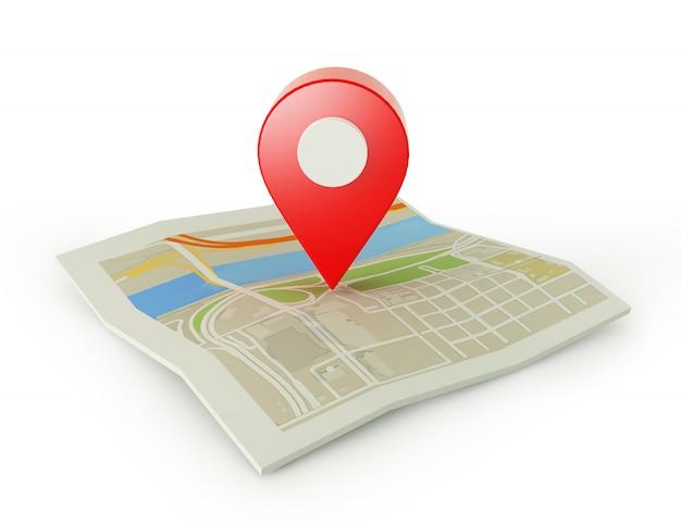Wskaźnik mapy