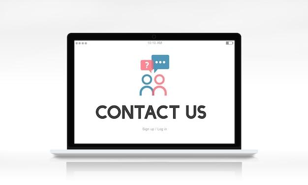 Wsparcie konsulting pomoc ikona graficzna słowo