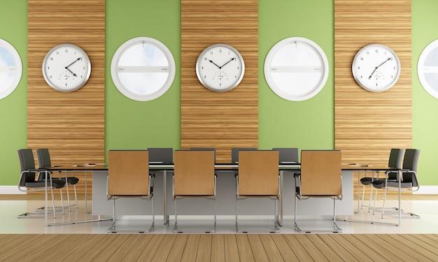 Współczesna sala konferencyjna