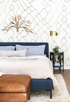 Współczesna sypialnia